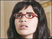 US TV character Ugly Betty