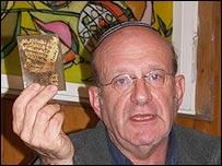 Michael Glatzer, secretario acad�mico del instituto Yad Ben Zvi