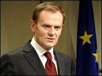 Polish PM Donald Tusk (courtesy of European Commission)