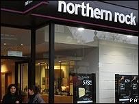 Northern Rock branch