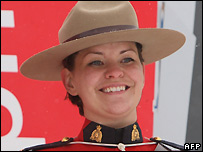 Royal Canadian Mounted Police officer - 2/12/2007
