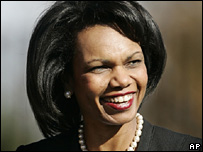 Condoleezza Rice (30 November 2007)