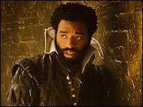 Chiwetel Ejiofor in Othello
