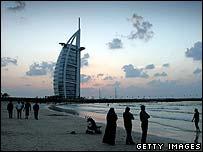 Jumeira beach, Dubai