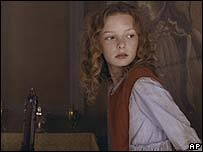 Dakota Blue Richards in The Golden Compass