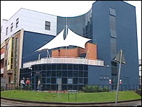The Children's Hospital for Wales in Cardiff
