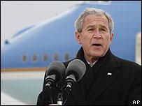George W Bush, 5/12/07