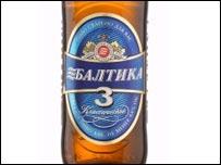 Baltika lager