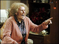Catherine Tate as Nan