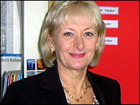 head teacher Frances Hartley