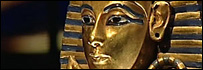 Uno de los tesoros de Tutankam�n