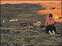 Inuit resident of Nunavik