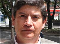 Rubén Darío Ramírez, ex jefe del programa presidencial contra el secuestro