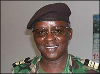 Colonel Balde