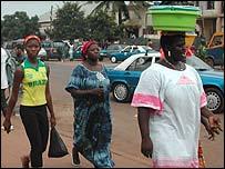 Street in Bissau