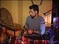 Drummer Marwan Ryad