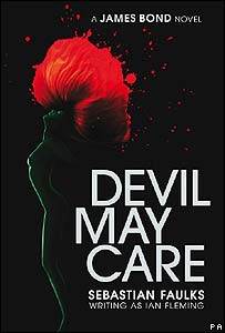 Cover for Devil May Care