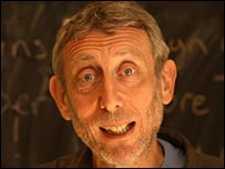 Children's laureate Michael Rosen