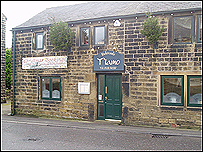 The Tiamo restaurant in Penistone