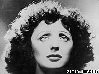 Edith Piaf in 1948