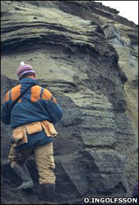 Sediments (Olafur Ingolfsson)