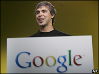 Larry Page (archive)