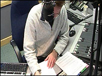 Iain Meadows, presenter at Original 106 FM