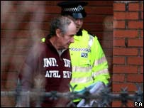 John Darwin at Hartlepool Magistrates' Court