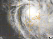 Cyclone Daman, 7 December 2007
