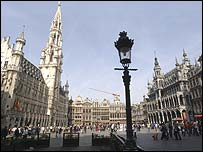 The Grand Place/Grote Markt