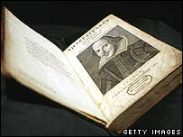 Shakespeare Folio edition