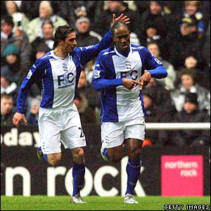 Cameron Jerome scores for Birmingham