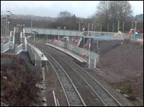 Llanharan station