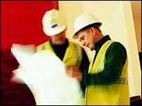 Workers (Picture from McAlpine)