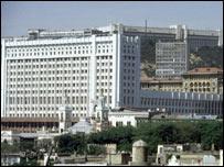 Президентский дворец в Баку
