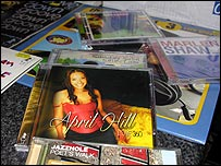 Some of the Soul Brother label's releases