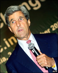 John Kerry. Image: AFP/Getty