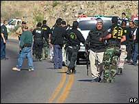 Polic�a en Sonora