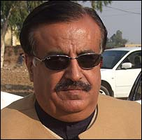 Syed Tanvir Mohammad Shah