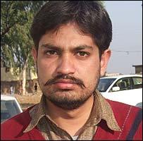 Syed Shaheryar Ahmed