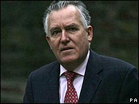 Pensions Secretary Peter Hain