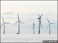Burbo Bank wind farm