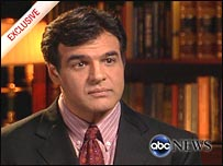 Retired CIA agent John Kiriakou speaks to ABC