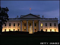 The White House (file pic)