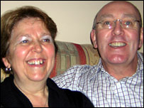June and Stuart Clarke