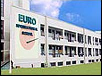 Picture of Euro International school from school website