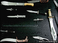 Knives amnesty from 2006