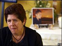 Soledad Garavito (archive)