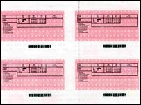 Fake British driving licences (Picture: Soca)