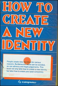 A book about identity theft (Picture: Soca)